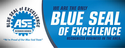 Blue Seal of Excellence