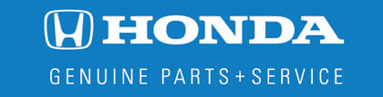 Honda Genuine Parts and Service