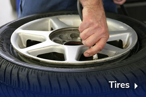 Check Out Our Selection of Tires
