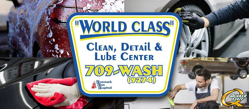 world class detail and lube